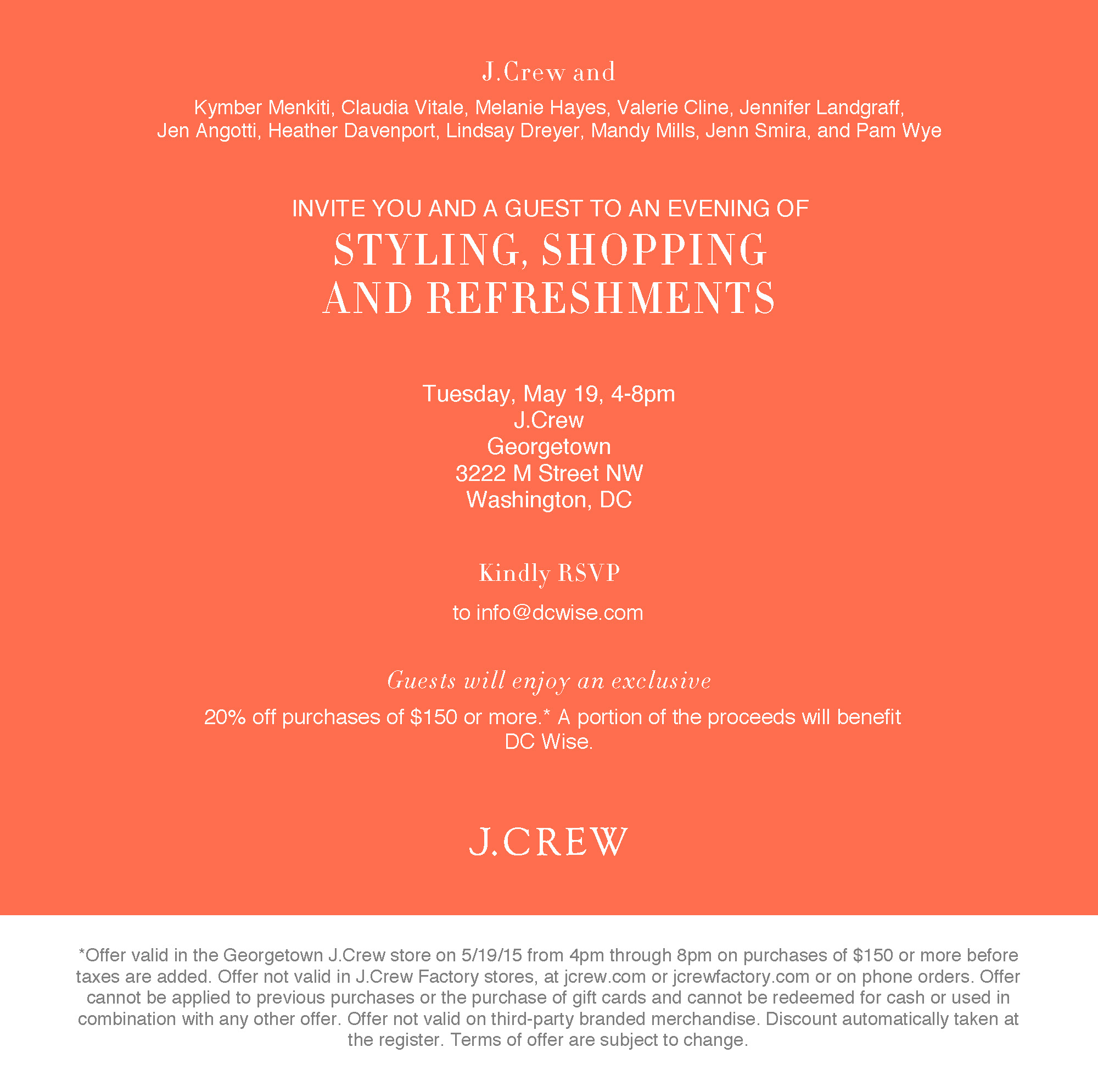 J.Crew DCWise 5.19.15